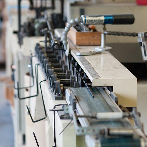Extrusion de cadres pour filets et crochets-Eurosandow-1
